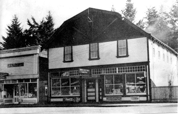 Smiths Meat Market 1911